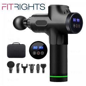 Rechargeable Fitrights Massage Gun